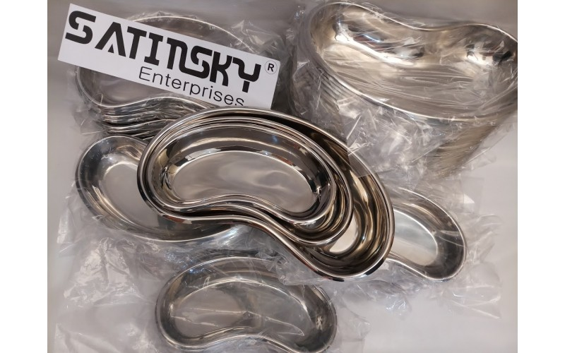 """620-260-01 Kidney Tray 6"""" (Small) Stainless Steel Premium Instruments"""