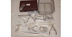 SET-590701 Craniotomy Surgery Instruments 43pcs set