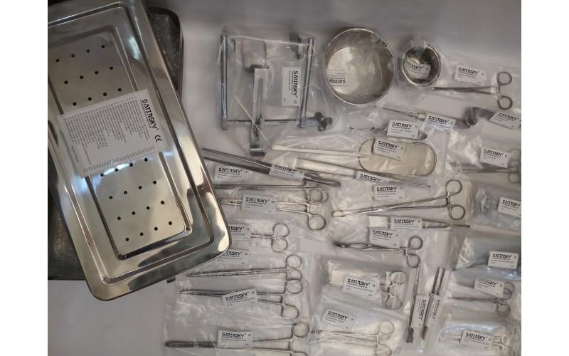 SET-590810  Prostatectomy Surgery Set 52pcs