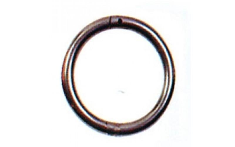 """VI-822606 Bull Rings Bull Ring - Stainless - 3"""""""